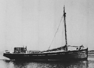 Küstenmotorschiff Ifka (Foto: Archiv Sven Sand)