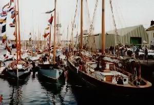 Celtic Voyage 2000 in Penzance
